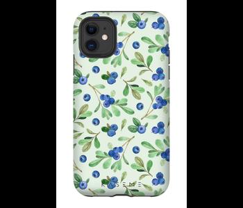 Kaseme - Étui cellulaire berry green