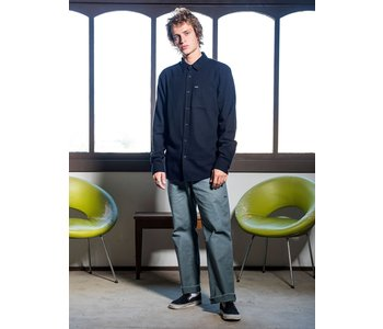 Volcom - Chemise homme caden solid navy