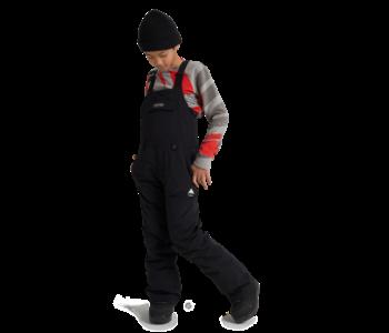 Burton - Pantalon junior skylar bib black