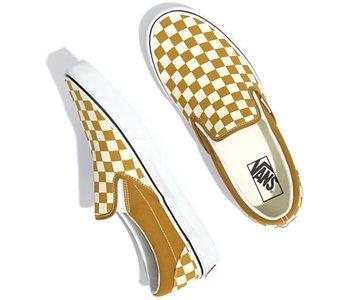 Vans - Soulier homme classic slip-on golden brown/true white