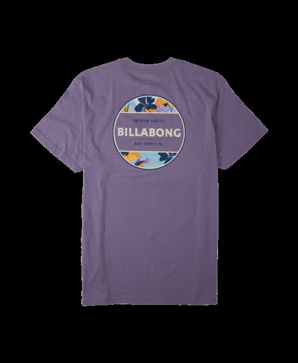 Billabong - T-shirt homme rotor purple haze