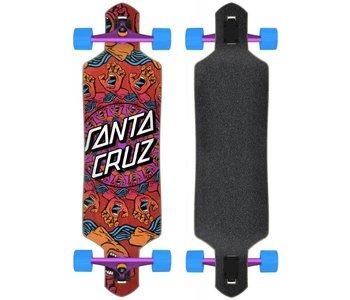 Santa Cruz - Longboard cruz drop mandala hand