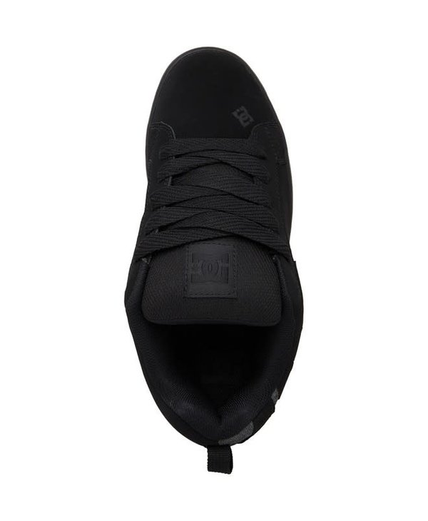 Dc - Soulier homme court graffik black/heather grey