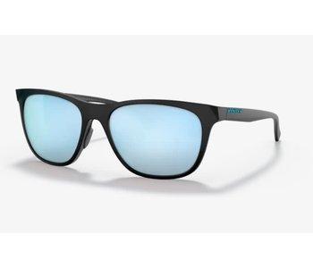 Oakley - Lunette soleil femme leadline matte black frame /prizm deep water polarized