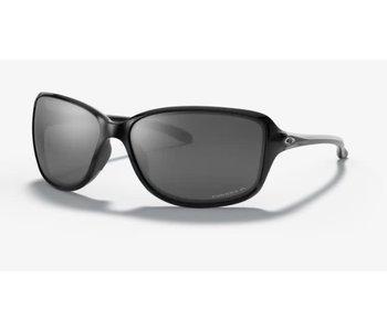 Oakley-Lunette soleil femme cohort polished black frame/prizm blackpolarized lenses