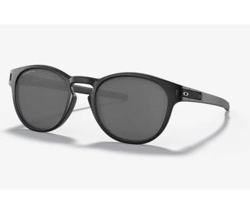 Oakley - Lunette soleil homme latch matte black frame/prizm black lenses