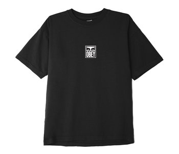 Obey - T-shirt homme eyes icon 3 black