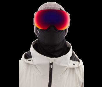 Anon - Lunette snowboard homme m2 mfi w/spare black/prcv sun red