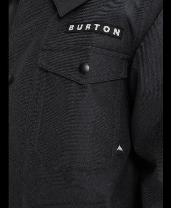 Burton - Manteau junior uproar black denim