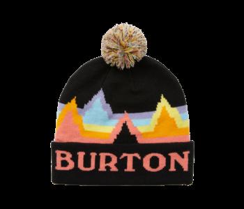Burton - Tuque junior echo lake true black rainbow