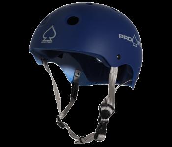 Pro-tec - Casque skateboard classic matte blue