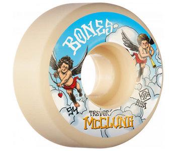 Bones - Roue skateboard stf Mcclung Mccherubs natural 99A