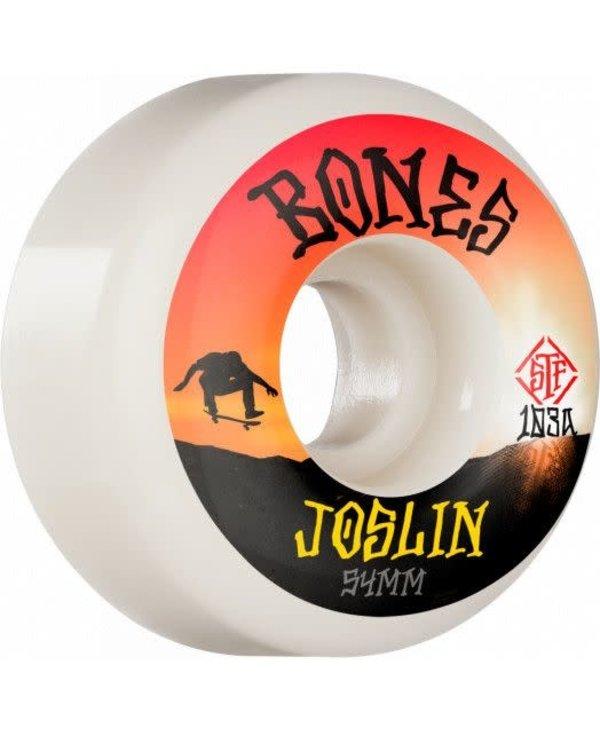 Bones - Roue skateboard stf Joslin sunset 103A