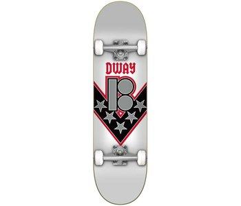 Plan B - Skateboard complete way one offs