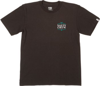 Salty Crew - T-shirt junior skipjack black