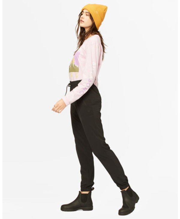 Billabong - Pantalon femme A/Div canyon jogger black