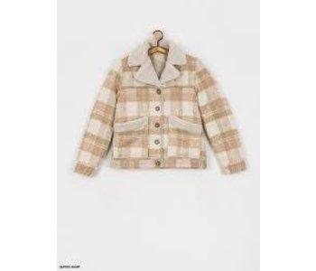 Brixton - Manteau femme nouvelle beige