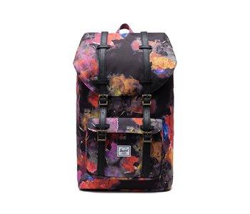 Herschel - Sac à dos little america watercolor floral