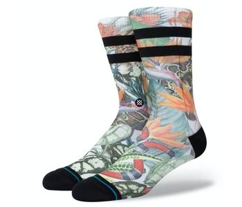Stance - Bas homme jungle life off white