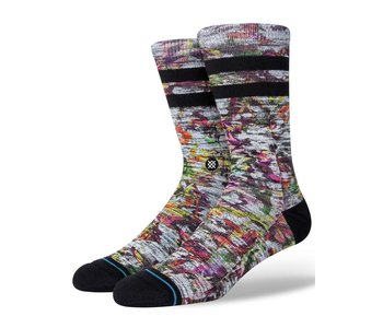 Stance - Bas homme tizzy off white