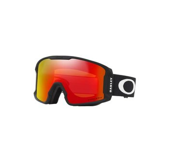 Oakley - Lunette snowboard line miner matte black frame/prizm torch iridium