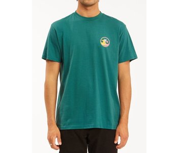 Billabong - T-shirt homme yin and wave deep sea