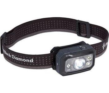 Black Diamond - Lampe frontale storm 400 graphite