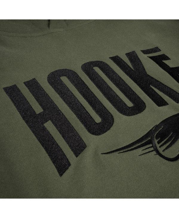 Hooké - Ouaté homme original dusty olive
