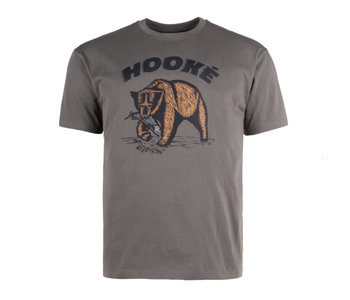 Hooké - T-shirt homme grizzly dusty olive