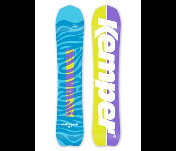 Kemper - Snowboard homme aggressor 2021/22