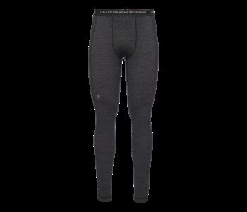 Black Diamond - Pantalon homme solution 150 merino black