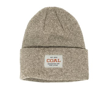 Coal - Tuque recycled uniform natural