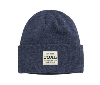 Coal - Tuque uniform mid knit cuff heather navy