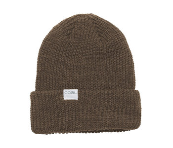 Coal - Tuque stanley soft knit cuff dirt brown
