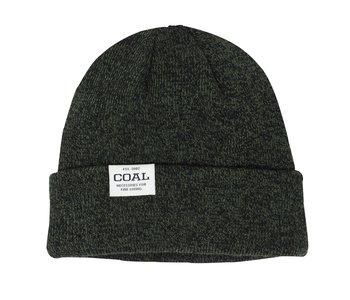 Coal - Tuque uniform low knit cuff olive black marl