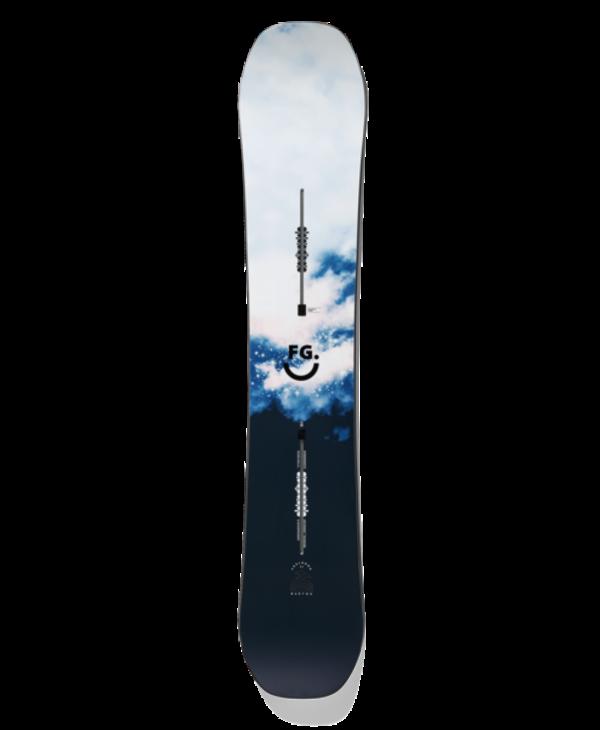 Burton - Snowboard femme feelgood flying v