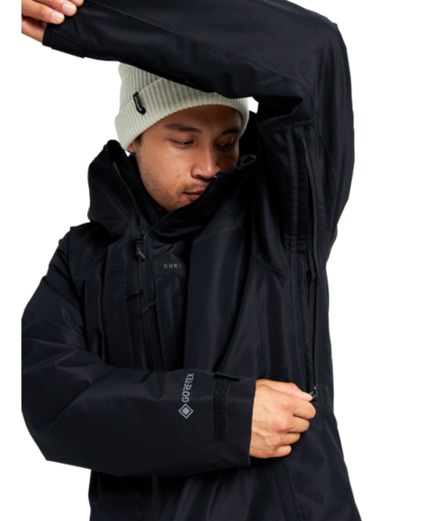 Burton - Manteau homme pillowline true black