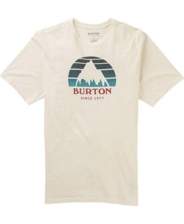 Burton - T-shirt homme underhill stout white