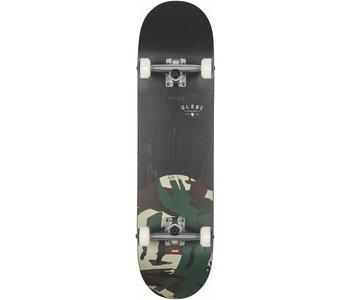Globe - Skateboard complete G1 argo black camo