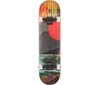 Globe - Skateboard complete g2 rapid space sundance