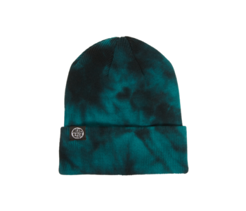 Headster - Tuque junior tie dye teal steal