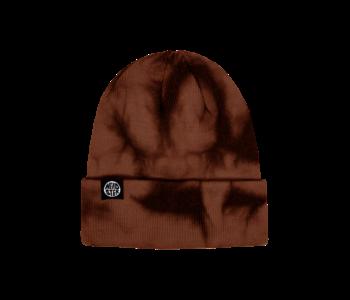 Headster - Tuque junior tie dye ginger