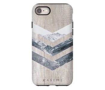 Kaseme - étui cellulaire iPhone alps