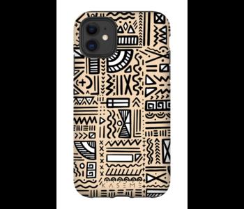 Kaseme - Étui cellulaire aztec