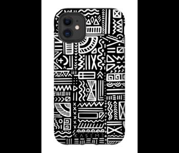 Kaseme - Étui cellulaire aztec black