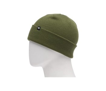686 - Tuque standard roll up surplus green