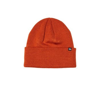 686 - Tuque standard roll up red clay