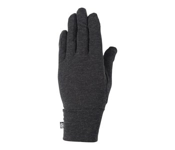 686 - Gant merino liner black heather