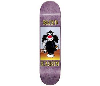 Blind - Skateboard Nassim reaper impersonator R7