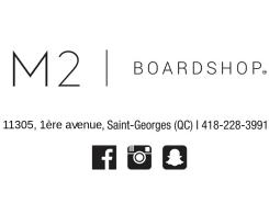 M2 BOARDSHOP - Skateboards, snowboards,longboards, accessoires, chaussures et mode urbaine | Boutique en ligne